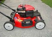 "TROY BILT Lawn Mower 21"" SELF-PROPELLED MOWER"